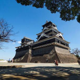 Kumamoto kasteel