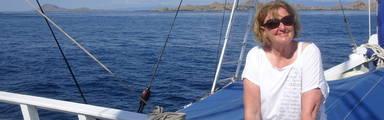 Varen bij de kleine Sunda-eilanden