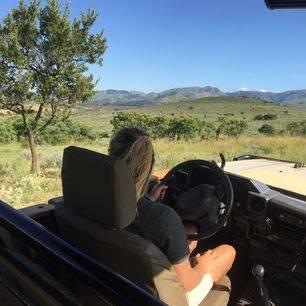 Zuid-Afrika-Safari-Wildreservaat