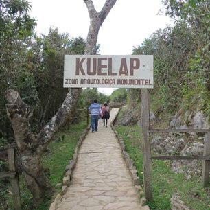 Peru-Chachapoyas-ingang-Kuelap