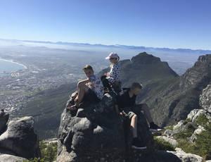 Zuid-Afrika-Tafelberg