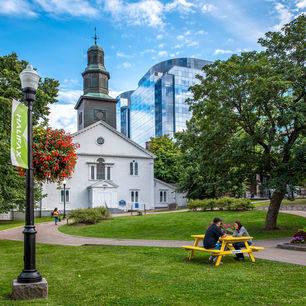 Canada-Halifax-Stadspark