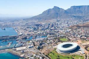 Steden en plaatsen Zuid-Afrika