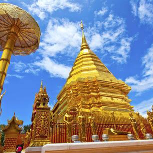 Thailand-chiangmai-doi-suphep-tempel