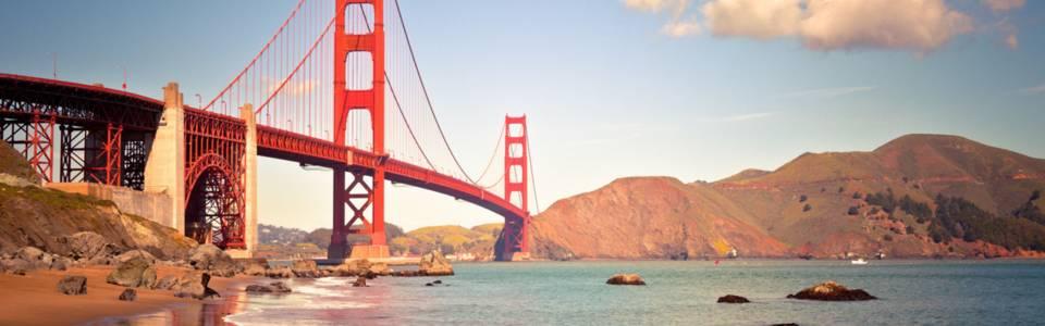 Top 5 bezienswaardigheden in San Francisco