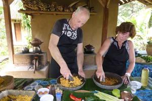 Excursie bali reefcruise bij van verre reizen - Centraal koken eiland ...