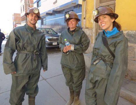 Mijnen-Potosi-Bolivia