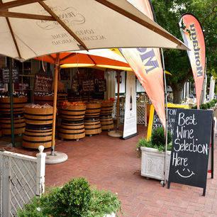 Zuid-Afrika-Franschhoek-Wijnen