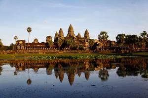 Een weekje Siem Reap