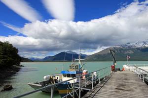 Boottocht langs de gletsjers