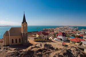 Steden en plaatsen Namibië