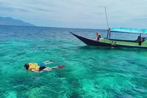 Maumere: Snorkelexcursie