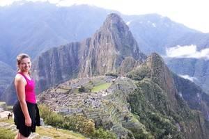 Eva C. - Bolivia, Peru, Chili