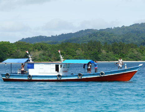 Indonesie-Java-Ujung-Kulon-boot