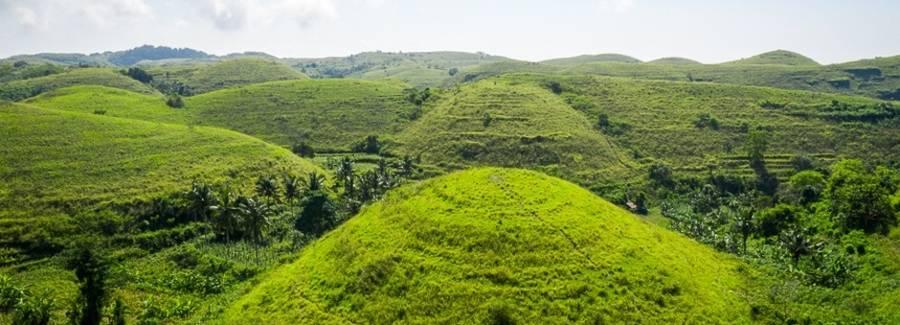 Teletubbie Hills, Nusa Penida
