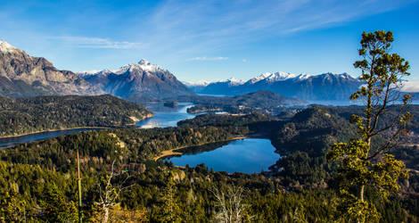 Argentinie-Bariloche-Uitzicht-1