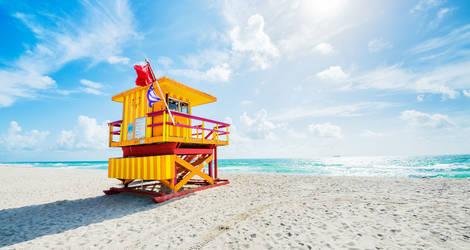 Amerika-Florida-Miami-Strandhuisje-2