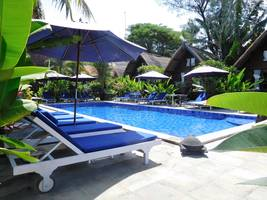 Gili Air - Turtle Beach Resort