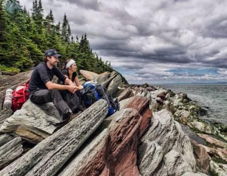 Canada-Riviere-du-Loup-Hiken