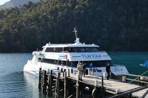 Boottocht naar Bariloche