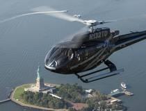 Helikoptervlucht over The Big Apple