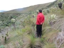 El Ángel National Park