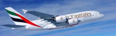 Non-stop vlucht met Emirates