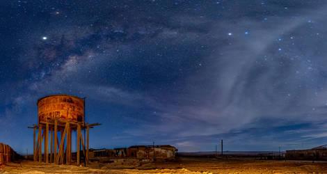 Chili-Antofagasta-Sterrenhemel
