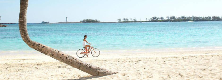 Amerika-Bahamas-Fietsen
