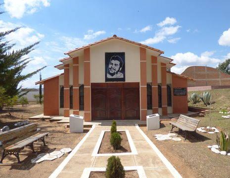 Bezienswaardigheden onderweg van Samaipata naar La Higuera - Bolivia