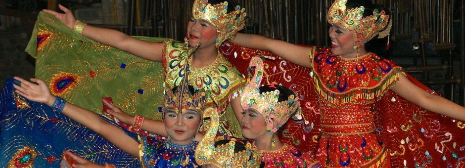 Indonesie-Java-Jogyakarta-dans