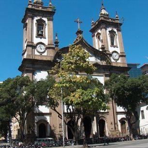 Brazilie-Rio-de-Janeiro-kerk