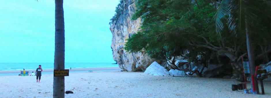 Pranburi-strand-Thailand