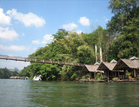 Thailand-RiverKwai-hangbrug
