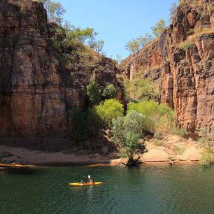 Australie-Katherine-Gorge-Kanoen_1_558916