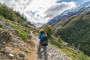 Dagje hiken in Torres del Paine