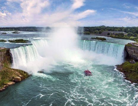 Canada-Niagara-Falls-Helikopter