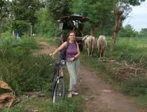 Jogyakarta: Fietstocht in landelijk buitengebied