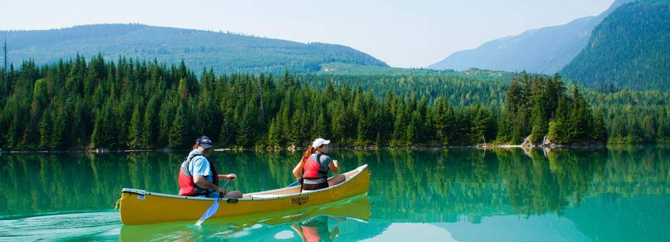 Canada-Revelstoke-kanovaren