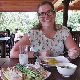 Lunchen in Thailand