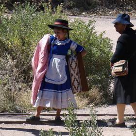 Locals uit Purmamarca
