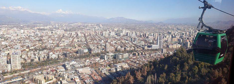 Chili-Santiago-Kabelbaan