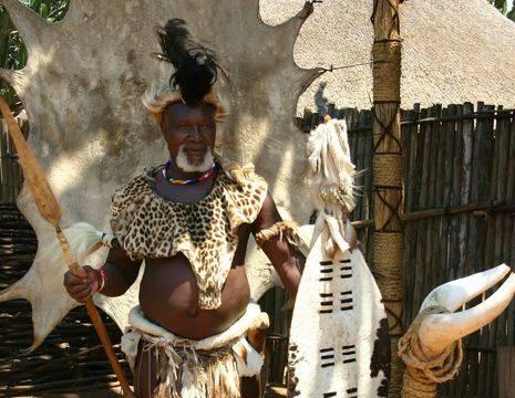 Swaziland-Krijger
