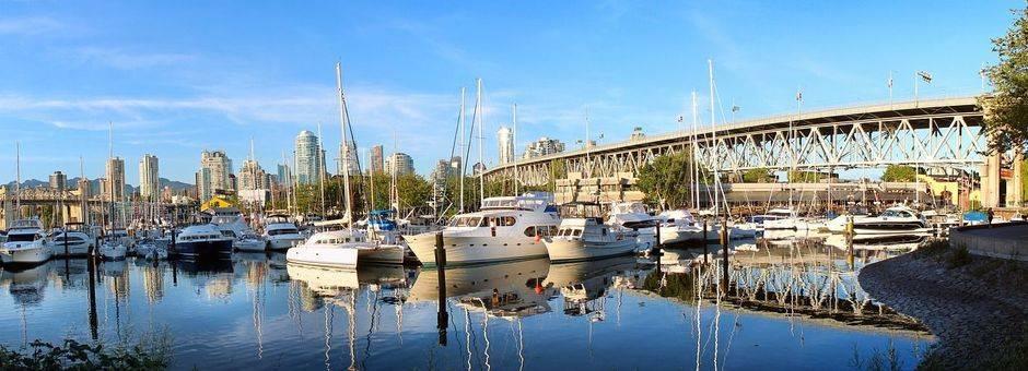 Canada-Vancouver-Granville-Island