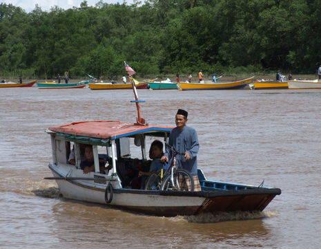Sarawak-Mukah-River Taxi_1