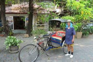Tuktuk citytour Chiang Mai