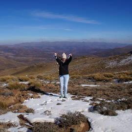 Kim in Lesotho