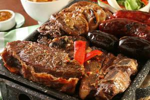 Eten bij een Argentijnse familie