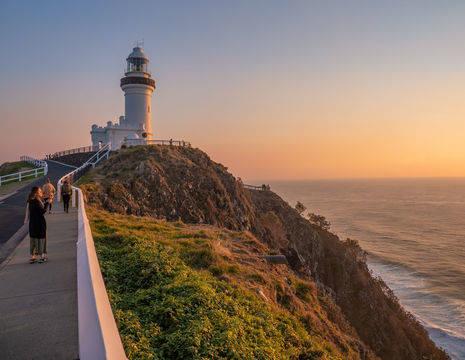 Australie-Byron-Bay-vuurtoren_1_560011