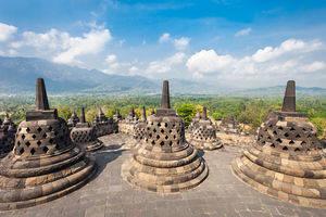 Eilanden en plaatsen Indonesie